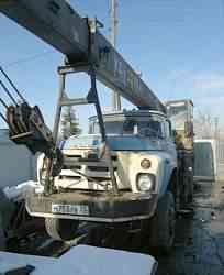 Автокран автомобильный ЗИЛ-133гя