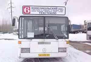 автобус Mersedes 405
