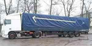 Продом тягач DAF 95X 380 2000г + сцепка krone SDP