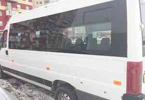 Микроавтобус fiat ducato