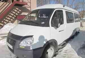 микроавтобус Газель 32212
