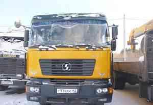 грузовик Shaanxi 2007 г. в