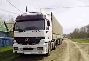 Сцепка Тягач Mercedes - Benz Actros