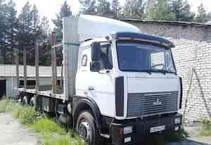 Маз-6303  или обмен