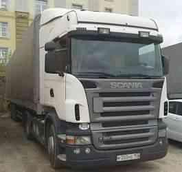 Тягач Скания (Scania R380) 2007 год один хозяин