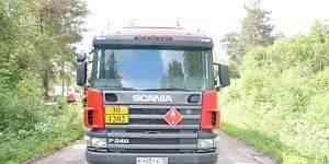 Тягач Scania P114