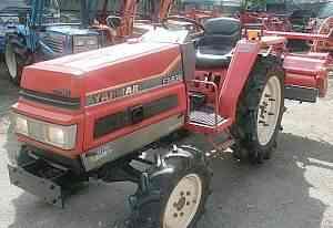 Трактор yanmar FX23D 4WD