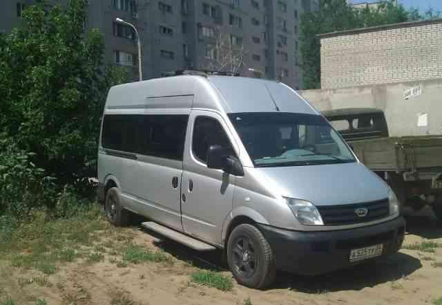 автобус максус фото микроавтобус отличается