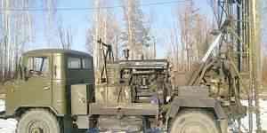 буровую установку угб-50М На базе газ-66