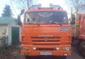 Сортиментовоз Камаз 65115 с гмп 2013 г. в