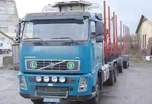 Лесовоз Volvo FH 6x4