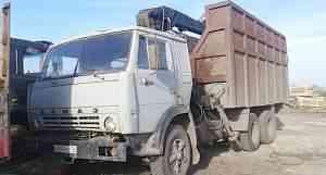 Камаз 53212 ломовоз