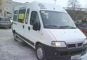 автобус Фиат Дукато fiat ducato