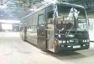 автобус ssang yong transtar 2000 года
