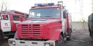 Пожарная ЗИЛ 508 ац-2.5-10 (433362) пм 540