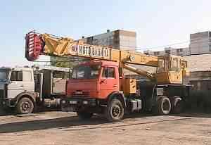 Автокран мотовилиха 35т 2008г. в