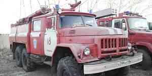 ЗИЛ 131 спец. пожарная