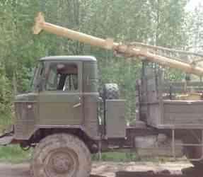 Бкм на базе газ-66