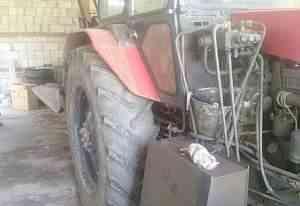 Эо2621В3 на базе трактора юмз