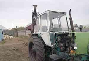 Экскаватор на базе трактора юмз-6влк