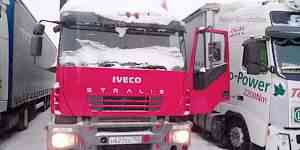 Iveco stralis (2006 г) + Narco (2000 г)