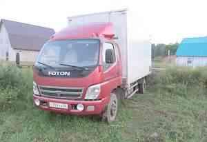 грузовик фотон 2007 г. изотермическая будка