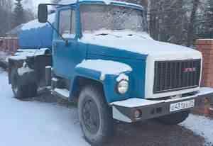 Ассенизаторская машина газ 3307