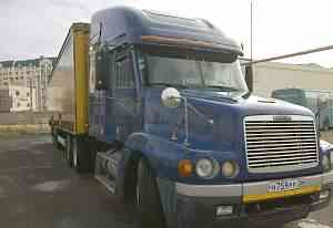 Freightliner Century сцепка