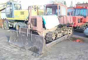 Бульдозер на базе трактора дт-75