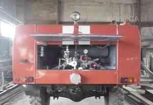 Ац-40 пожарный автомобиль