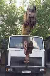 Автокран 25 тонн Ивановец в отличном состоянии