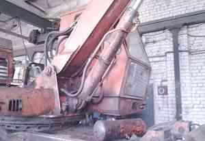 экскаватор эо-3323 А