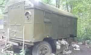 Кузов-фургон км131