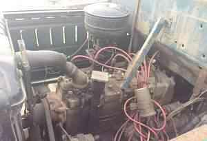 Фронтальный погрузчик на базе газ 52