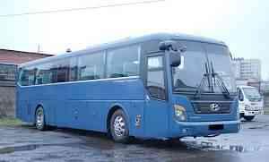 Автобус межгород Hyundai Universe Luxury