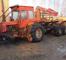 Форвардер Беларус мл-131- ту