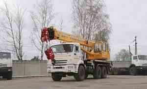 Автокран Галичанин кс-55713-5В 25 тонн