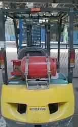 Погрузчик Komatsu FG15T-20 бензин/газ, 1.5 т, 3 м