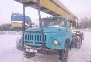 Автовышка ЗИЛ 130 турбодизель