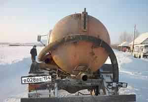 Газ 3307 ассенизатор дизель