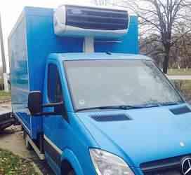 Mercedes-benz sprinter грузовой-рефрижератор