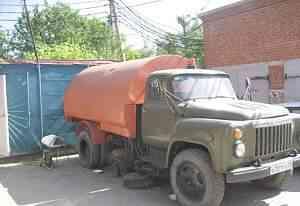 подметально-уборочную машину ко-309 газ-53