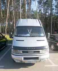Iveco Daily, 2001