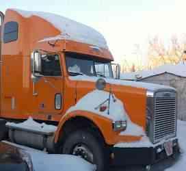 Седельный тягач Freightliner FLD 120