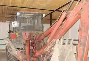 Экскаватор колесный эо 2621В-3