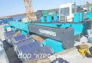 Сваевдавливающая машина (копер) Sunward ZYJ260BJ