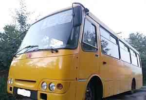 Автобус Богдан Исузу