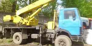 Автокран кс-35715 г. п. 15тн