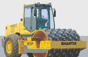 Дорожный каток ShanTui SR12P 2015 гв