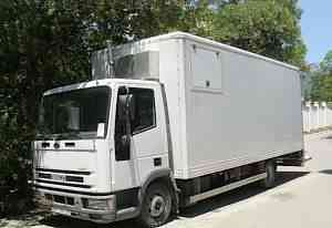 Авто-дизельгенератор 60 ква. Iveco EuroCargo 2003